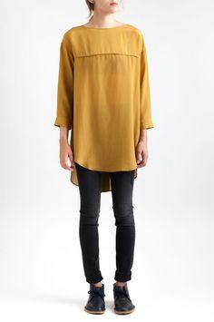 Pomandere Silk Tunic