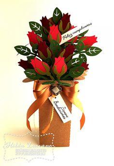 Hilda Designs: Blog Hop Feliz Cumpleaños Diana
