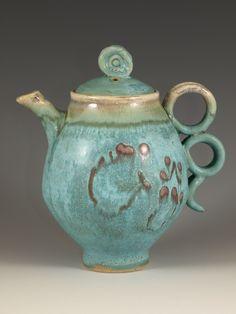 Teapot 41 by hodaka pottery