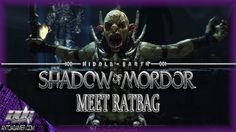 Middle-earth: Shadow of Mordor Trailer - Meet Ratbag