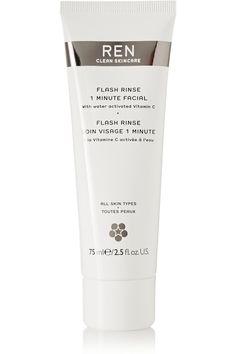 Ren Skincare|Flash Rinse 1 Minute Facial, 75ml|NET-A-PORTER.COM