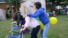 This 'Humping' Balloon Party Game Will Have You Laughing So Hard You Will Cry