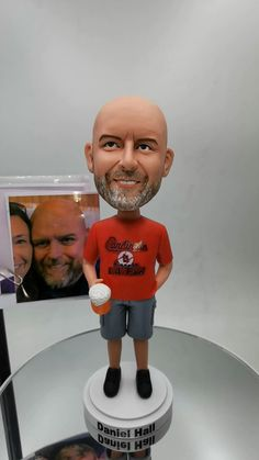 Custom Bobbleheads, Personalized Bobblehead From Your Photo Gag Gifts, Cute Gifts, Funny Gifts, Best Gifts, Craft Gifts, Christmas Presents, Christmas Crafts, Teacher Appreciation Gifts, Teacher Gifts