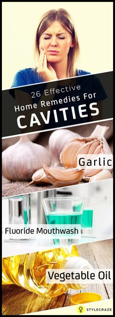 Suffering from painful cavities? Tooth-related problems are always painful to deal with, but cavities are definitely the worst. They can make eating or drinking anything hell for you. Read on to know more about this problem and how you can treat it with simple home remedies.