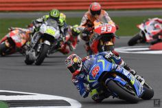 MotoGP Silverstone: Vinales shines in historic win. Motorcycle News, Motorcycle Jacket, British Grand Prix, Vinales, Red Flag, Top Gun, Motogp, Racing, Moto Jacket