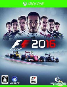 f1 japan 2016 pinterest | YESASIA: F1 2016 (Japan Version) - Ubi Soft, Ubi Soft - Xbox One Games ...