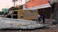 Diario En Directo: Armas de grueso calibre, explosivos y camionetas b...