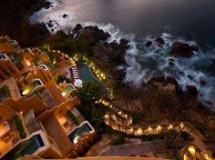 Mexican coast.
