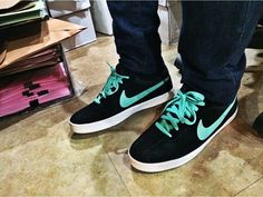 "Nike SB koston 1 ""tiffany"""