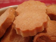 危険な味過ぎ~★魅惑のバタークッキー