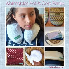 Warmables ~ New Generation of Hot/Cold Packs #beautybash2015 #review - Southern Krazed