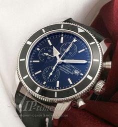 """Реплики часов Breitling - Часы """"Aeromarine Superocean Heritage Chronograph 605"""" от Breitling модель № 26.14 купить по выгодной цене в интернет-салоне VipTimeClub"""