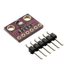 10Pcs GY-BMP280-3.3 High Precision Atmospheric Pressure Sensor Module For Arduino