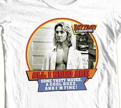 5d53aa37e7e68a Fast Times Ridgemont High T-shirt Jeff Spicoli retro 1980 s 100% cotton tee