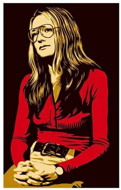 Gloria Steinem (1934- ) feminist, journalist, intellectual and social and political activist