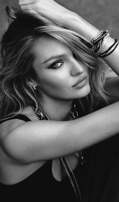 Candice Swanepoel by Sante D'Orazio for My Town Magazine Fall 2015