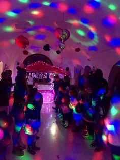 Festa a tema - FLUO PARTY