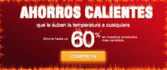 Hmmmm... AHORROS CALIENTES que le suben la temperatura...  ¡¡A CUALQUIERA!!  http://es.puritan.com/search?scid=29135