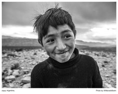 From a recent trip to #Argentina.  I LOVE so much this kid's smile... He was pretty shy at the beginning, but after spending some time together we really connected - He was actually helping me shoot his little sister - and this pic was a result of laughing & bonding... Love #Humans!   Shot in Jujuy, Argentina, near the Bolivian border. Little Sisters, Help Me, Filmmaking, Laughing, Bond, Smile, My Love, News, Pretty