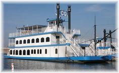 Cherokee Queen @ Sailboat bridge Grove Oklahoma  Yearly trip to Shangrila resort. Antique shopping in Grove,