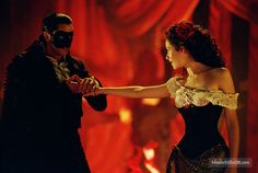 The Phantom Of The Opera - Publicity still of Gerard Butler & Emmy Rossum. The image measures 1400 * 943 pixels and was added on 3 September Gerard Butler, Idina Menzel, High School Musical, Step Up, Bucket List For Girls, Bucket Lists, It's Over Now, Opera Ghost, Broadway