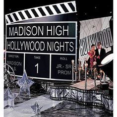 This Hollywood Nights kit will transform your event into a star-studded red carpet affair. Dance Themes, Prom Themes, Movie Themes, Hollywood Night, Hollywood Theme, Broadway Theme, Middle School Dance, 8th Grade Dance, Red Carpet Party