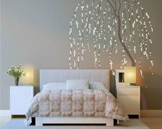 Cherry Blossom Treetree nursery wall decal baby by ChinStudio, $85.00