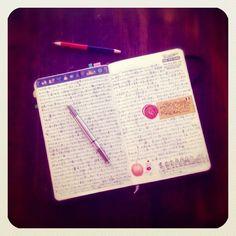 #moleskinejp #moleskine #fountainpen #maskingtape #journaling #万年筆