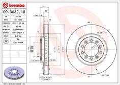FERRARI TESTAROSSA FRONT BRAKE DISCS & PAD SET BREMBO / FERODO  NIB 125734 in eBay Motors, Parts & Accessories, Car & Truck Parts, Other Parts | eBay