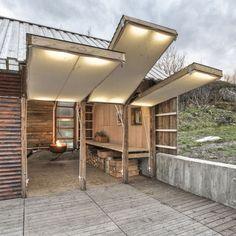 Сарай, пригодный для жилья (Норвегия)