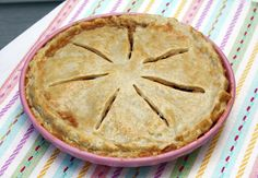American Heritage serves Apple Pie on National Apple Pie Day - American Heritage serviert Apple Pie am National Apple Pie Day