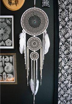 Layered Mandala Dream Catcher