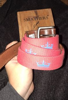 12df56e954e49 PETER MILLAR Crown Belt Golf Pink and Blue Size 34 #fashion #clothing  #shoes #accessories #mensaccessories #belts (ebay link)
