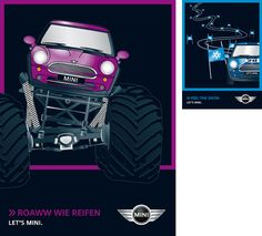 Designstudio Steinert – MINI Aftersales by Designstudio Steinert , via Behance