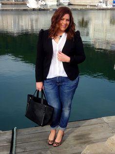 Blog personal sobre moda, tendencias, compras y streetstyle. Tallas grandes, plus size, moda xl. Personal shopper.