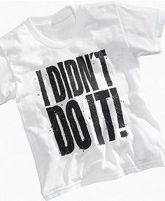 Mad Engine Kids T-Shirt, Little Boys Graphic Tee - Kids Boys 2-7 - Macy's