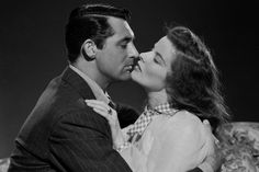 Cary Grant and Katherine Hepburn | 100 Pictures of Hugs to Be Thankful For