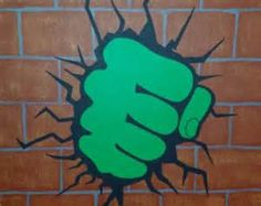 Hulk fist mold - yahoo Image Search Results