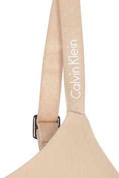 Calvin Klein Underwear - Icon Convertible Perfect Push-up T-shirt Bra - Neutral - 32D