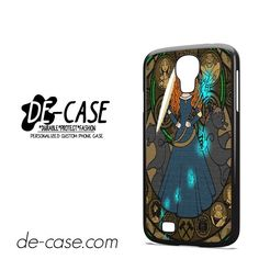 Brave Disney Princess DEAL-2074 Samsung Phonecase Cover For Samsung Galaxy S4 / S4 Mini