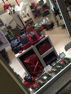 Arona - Corso Cavour, 122! #madeinitaly #apexsrl #Christmas Christmas window!
