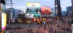 Kuala Lumpur City Center. The capital city of #Malaysia