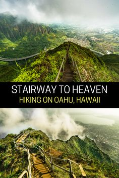 THE AMAZING STAIRWAY TO HEAVEN HIKE ON OAHU, HAWAII *ILLEGAL*