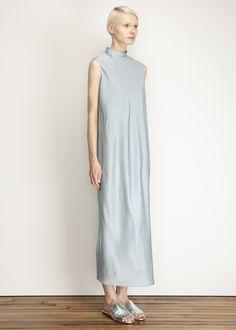 Totokaelo - The Row Nile Blue Laue Dress