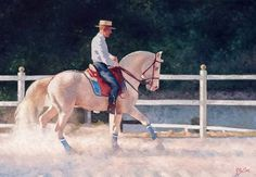 Finished. Oil on paper on panel. 30.5x44.5 cm.  #painting #oilpainting #horse #horsepainting #equestrian #equestrianart #equine #equineart #horsesinart #spanish #horseman #jinete #caballo #animalart #artoftheday #art #love #artlovers  #artgallery #artcollectors #photooftheday #picoftheday #artwork  #artworkoftheday #instaartist #instagood #instalike #likes