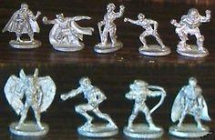 The Idol-Head of Diabolu, a Martian Manhunter blog: 1985 Grenadier ...
