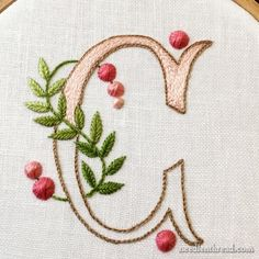 Simple Embroidery Patterns about Embroidery Patterns Step By Step his Simple Embroidery Designs For Tops whether Embroidery Applique Embroidery Alphabet, Embroidery Monogram, Silk Ribbon Embroidery, Crewel Embroidery, Cross Stitch Embroidery, Machine Embroidery, Embroidery Designs, Simple Embroidery, Creative Embroidery
