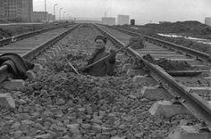 fot. Robert Kosieradzki Railroad Tracks