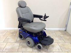 Permobil C400 ESP Power Wheelchiar For Sale Full Warranty & Quickie QM-710 Power Tilt Rehab Power Chair (New) For Sale ...