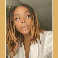 Natural Hair Inspiration, Natural Hair Tips, Natural Hair Styles, Dreadlock Hairstyles, Braided Hairstyles, Cool Hairstyles, New Hair Do, My Hair, Locs